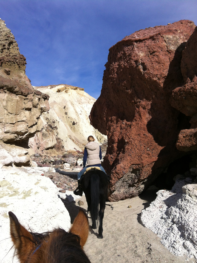Jan 2016 - Desert Ride in Nightmare Gulch in Red Rock