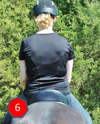 POSTURE TRANSFORMATION: Underarm muscles relaxed