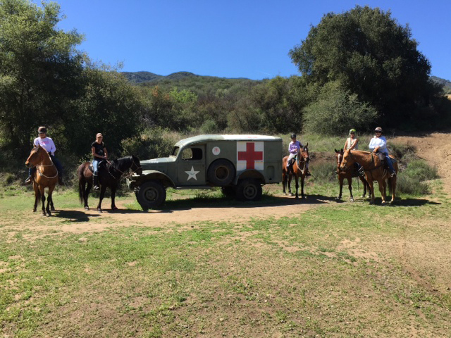 Paramount Ranch (Mash Truck) and Malibu Creek